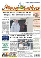 Mūsų Laikas - Jurbarko rajono laikraštis, Nr. 18 (919)