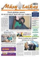 Mūsų Laikas - Jurbarko rajono laikraštis, Nr. 19 (920)