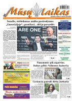 Mūsų Laikas - Jurbarko rajono laikraštis, Nr. 20 (921)