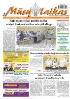 Mūsų Laikas - Jurbarko rajono laikraštis, Nr. 23 (924)