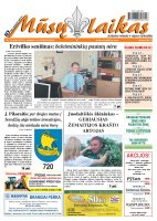 Mūsų Laikas - Jurbarko rajono laikraštis, Nr. 25 (926)