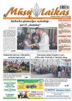 Mūsų Laikas - Jurbarko rajono laikraštis, Nr. 28 (929)