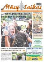 Mūsų Laikas - Jurbarko rajono laikraštis, Nr. 33 (934)