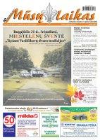 Mūsų Laikas - Jurbarko rajono laikraštis, Nr. 35 (936)