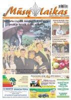 Mūsų Laikas - Jurbarko rajono laikraštis, Nr. 36 (937)