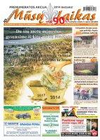 Mūsų Laikas - Jurbarko rajono laikraštis, Nr. 38 (939)