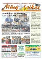 Mūsų Laikas - Jurbarko rajono laikraštis, Nr. 40 (941)
