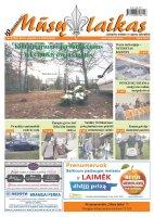 Mūsų Laikas - Jurbarko rajono laikraštis, Nr. 44 (945)