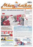 Mūsų Laikas - Jurbarko rajono laikraštis, Nr. 51 (952)