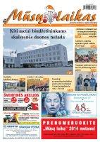 Mūsų Laikas - Jurbarko rajono laikraštis, Nr. 52 (953)