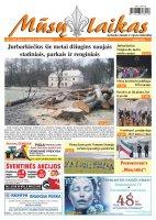 Mūsų Laikas - Jurbarko rajono laikraštis, Nr. 01 (954)