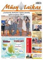 Mūsų Laikas - Jurbarko rajono laikraštis, Nr. 04 (957)
