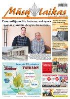 Mūsų Laikas - Jurbarko rajono laikraštis, Nr. 05 (958)