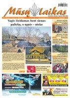 Mūsų Laikas - Jurbarko rajono laikraštis, Nr. 06 (959)