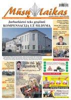 Mūsų Laikas - Jurbarko rajono laikraštis, Nr. 09 (962)