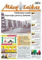 Mūsų Laikas - Jurbarko rajono laikraštis, Nr. 10 (963)