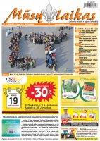 Mūsų Laikas - Jurbarko rajono laikraštis, Nr. 11 (964)