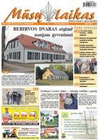 Mūsų Laikas - Jurbarko rajono laikraštis, Nr. 13 (966)