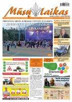 Mūsų Laikas - Jurbarko rajono laikraštis, Nr. 17 (970)