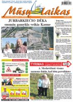 Mūsų Laikas - Jurbarko rajono laikraštis, Nr. 18 (971)