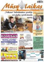 Mūsų Laikas - Jurbarko rajono laikraštis, Nr. 20 (973)