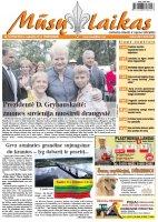Mūsų Laikas - Jurbarko rajono laikraštis, Nr. 34 (978)