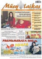 Mūsų Laikas - Jurbarko rajono laikraštis, Nr. 39 (983)