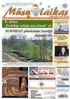 Mūsų Laikas - Jurbarko rajono laikraštis, Nr. 52 (996)