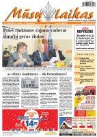 Mūsų Laikas - Jurbarko rajono laikraštis, Nr. 05 (1001)