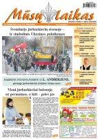 Mūsų Laikas - Jurbarko rajono laikraštis, Nr. 10 (1006)