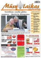 Mūsų Laikas - Jurbarko rajono laikraštis, Nr. 24 (1020)