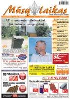 Mūsų Laikas - Jurbarko rajono laikraštis, Nr. 30 (1026)