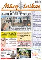 Mūsų Laikas - Jurbarko rajono laikraštis, Nr. 34 (1030)