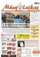 Mūsų Laikas - Jurbarko rajono laikraštis, Nr. 42 (1038)