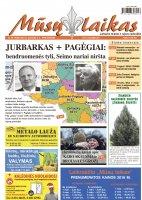 Mūsų Laikas - Jurbarko rajono laikraštis, Nr. 48 (1044)