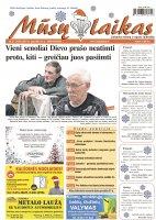 Mūsų Laikas - Jurbarko rajono laikraštis, Nr. 51 (1047)