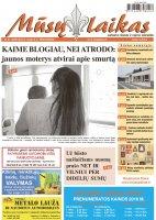 Mūsų Laikas - Jurbarko rajono laikraštis, Nr. 01 (1049)