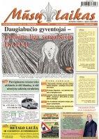 Mūsų Laikas - Jurbarko rajono laikraštis, Nr. 06 (1054)