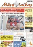 Mūsų Laikas - Jurbarko rajono laikraštis, Nr. 21 (1069)