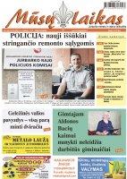 Mūsų Laikas - Jurbarko rajono laikraštis, Nr. 24 (1072)
