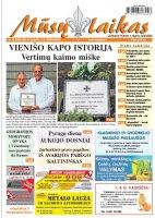 Mūsų Laikas - Jurbarko rajono laikraštis, Nr. 45 (1093)