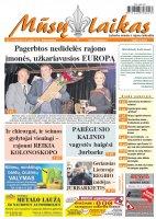 Mūsų Laikas - Jurbarko rajono laikraštis, Nr. 2 (1102)