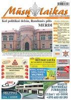 Mūsų Laikas - Jurbarko rajono laikraštis, Nr. 8 (1108)