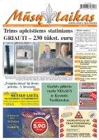 Mūsų Laikas - Jurbarko rajono laikraštis, Nr. 9 (1109)