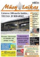 Mūsų Laikas - Jurbarko rajono laikraštis, Nr. 13 (1113)