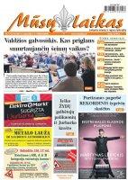 Mūsų Laikas - Jurbarko rajono laikraštis, Nr. 14 (1114)