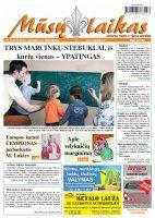 Mūsų Laikas - Jurbarko rajono laikraštis, Nr. 15 (1115)