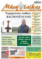 Mūsų Laikas - Jurbarko rajono laikraštis, Nr. 21 (1121)