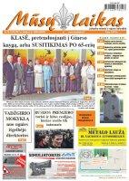 Mūsų Laikas - Jurbarko rajono laikraštis, Nr. 23 (1123)