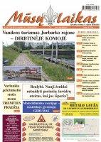 Mūsų Laikas - Jurbarko rajono laikraštis, Nr. 24(1124)